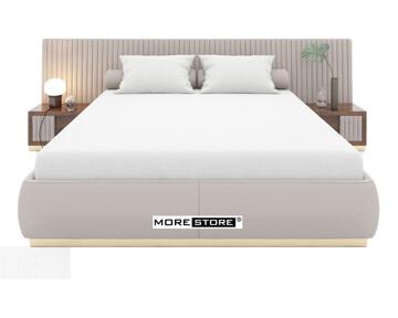 Picture of Giường ngủ bọc da đầu giường MHG - 00016